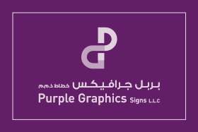 Purple Graphics